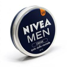 30ml. NIVEA MEN CREME Oil Control Face Skin Soft Hand Moisturize Body UV Protect