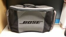 BOSE Acoustic Wave Travel Portable Battery Powered Carry Case Bag
