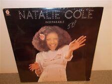 * Natalie Cole . Inseparable . Shrink Wrap . Near Mint . LP