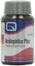 Quest Non Dairy Acidophilus Plus - Pack of 240 Vegetarian Capsules