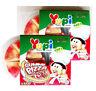 2x Yupi Gummy Candies GUMMI PIZZA Real Fruit Juice + Vitamin C Gelatin Fruit 23g