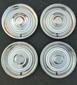 1971 Rolls Royce Silver Shadow Wheel Covers Set of 4 Good condition