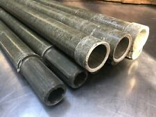 DISCOUNTED -LOT of 8- Antenna Tower Mast Pole-4' FIBERGLASS- 4 FOOT SECTIONS