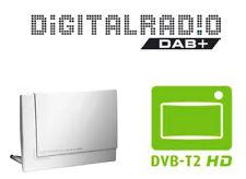 Kathrein BZD 30 DVB-T 2HD Zimmerantenne, Antenne NEU für DVB-T2 HD,VHF,UHF,DAB+
