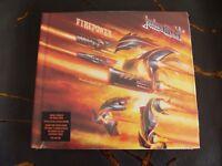 Slip CD Album: Judas Priest : Firepower : Deluxe Edition  24 Page Book Sealed