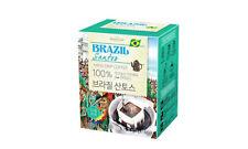 [US SHIP] DAMTUH Brazilian Santos Hand Drip Coffee Instant Pour Over Hand Drip