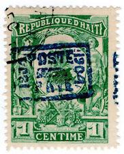 (I.B) Haiti Postal : Republique D'Haiti 1c (1904 OP)