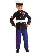Boys Marine Corps Military Soldiers Formal Captain Combat Costume