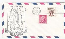 VIBARATION TEST SPACE SHUTTLE LIFT-OFF PHASE MARSHALL SPC FLT CTR, AL 10/20/1978
