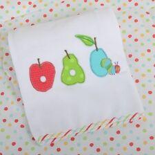 The Very Hungry Caterpillar Fruits Car Seat/Pram/Moses Basket Blanket