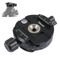Panoramic Panorama Head IS-QJ58 for Arca-Swiss Camera Tripod Quick Release Plate