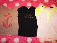76d77fbbd5d junior shirts size small lot