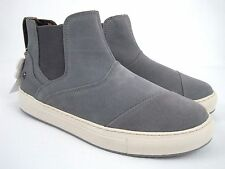 BOBS from SKECHERS Puzzles Women's Gray Slip On Ankle Boots Size 10 NEW