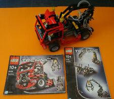 LEGO Technic Truck mit Pneumatik Kran Nr.8436