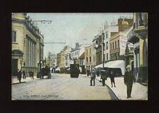 Gloucestershire Glos CHELTENHAM High St Used 1905 PPC