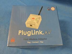 New Asoka Plug Link AV 9560 Wireless Adapter