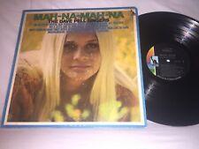 DAVE PELL SINGERS - MAH-NA-MAH-NA - VINTAGE 1969 LIBERTY RECORDS LP - LST-7631