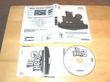 DJ Hero 2 game for the original Nintendo Wii Activision Publishing 2010 US NTSC