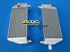 For KAWASAKI KX125/KX250 1994 1995 1996 1997 94 95 96 97 98 Aluminum radiator