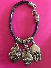 Looney Tunes Warner Bros Vintage Charm Bracelet