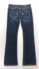 R92 BKE Addison Low Rise Bootcut Stretch Jeans Tag sz 27R / 27x31.5 (Mea 28x30)