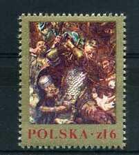 POLOGNE 1978, timbre du bloc 81, tableau Mateiko neuf**
