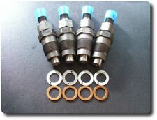 NISSAN CABSTAR 2.5 TD TD25  NEW INJECTORS SET OF 4 BRAND NEW!