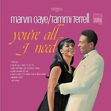 """Marvin Gaye Tammi Terrell - You're All I Need (NEW 12"""" VINYL LP)"""