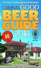CAMRA's Good Beer Guide 2013, Roger Protz , Acceptable, FAST Delivery