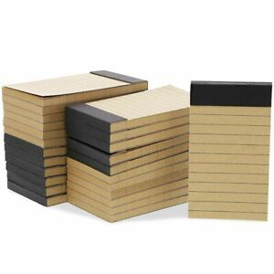 """24Pack Mini Small Pocket Size Notepads Notebooks Memo Pad Lined Paper, 2x4"""""""
