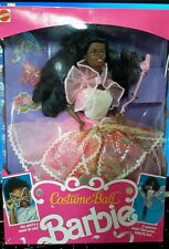 Barbie - Costume Ball African American Doll 1990
