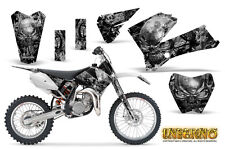 KTM SX85 SX105 2006-2012 GRAPHICS KIT CREATORX DECALS INFERNO S