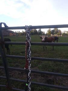 Bull riding gear bull rope bullrope equipment