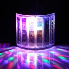 DC Mini RGBWYV Beam LED Laser Stage Light Music DJ Disco Party Lighting Remote