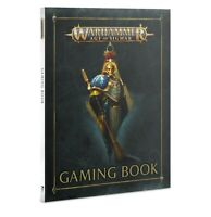 Warhammer Fantasy Age of Sigmar Gaming Book Rulebook Gamer's Edition Excellent C