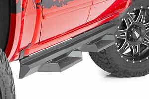 Rough Country Ford DS2 Drop Steps 15-20 F-150 | SuperCrew Cab