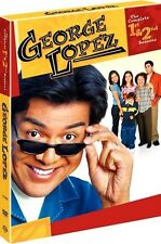 George Lopez . The Complete Season One & Two . Staffel 1 - 2 ... 4 DVD . NEU OVP