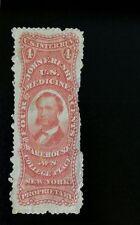 John F. Henry Medicine 4c U.S. Internal Revenue RS116a Private Die, Proprietary