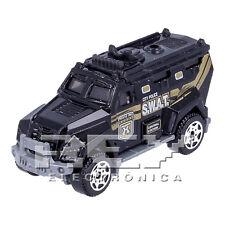 Coche Vehículo Todoterreno S.W.A.T.  Policia EEUU Negro ¡Desde España! j226