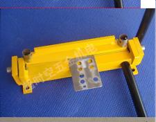 Hot Manual sheet metal iron aluminum copper plate bending machine 210mm width