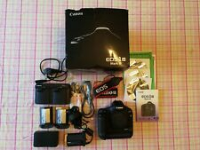 Canon EOS 1D Mark III DSLR Camera - Black (Body Only)