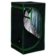 Growschrank 80x80x180CM Growbox Growroom Grow Tent Indoor Gewächshaus 🌱