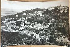 AK BLANKENBURG HARZ Blick vom Eichenberg DDR Ansichtskarten Postcard