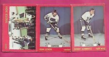 1973-74 OPC VANCOUVER CANUCKS  CARD LOT (INV# C2892)