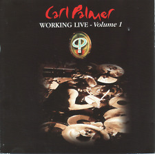 Carl Palmer - Working Live - Volume 1 (2002) (Sanctuary Records - SANCD172)
