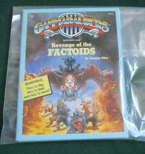 TSR-Gammarauders Board Game Revenge of the Factoids Expansion (1989)