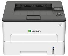 Lexmark B2236DW (A4) Mono Laser Wireless Printer 256MB 2-line Mono LCD 34ppm