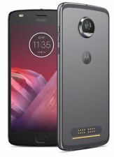 Motorola Moto Z Play 2nd Generation - 64GB - Lunar Grey (Ohne Simlock) Smartphone