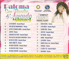 rare BALADA CD 70s & 80's PALOMA SAN BASILIO & AMANDA MIGUEL juntos A MI AMIGA