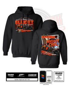 Chase Elliott #9 2021 Hooters Hoodie Instock Free Shipping